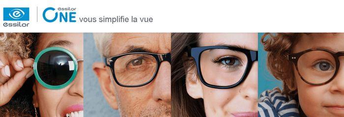 5ad8283c9c Garanties Essilor One - L'Optique des Lions