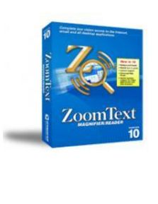 ZoomText 10.1 niveau 2 Magnifier ScreenReader